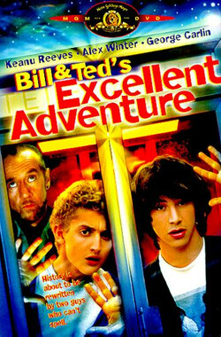 比尔和泰德历险记 Bill & Ted's Excellent Adventure (1990)