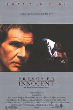 无罪的罪人 Presumed Innocent (1990)