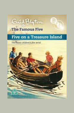 金银岛上的少年 Five on a Treasure Island (1957)