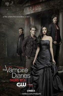 吸血鬼日记 第四季 The Vampire Diaries Season 4 (2012)