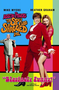 王牌大贱谍2 Austin Powers: The Spy Who Shagged Me (1999)