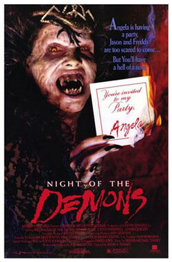 猛鬼舔人 Night of the Demons (1988)