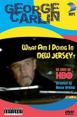 George Carlin: What Am I Doing in New Jersey? (1988)