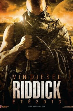 星际传奇3 Riddick: Rule the Dark (2013)
