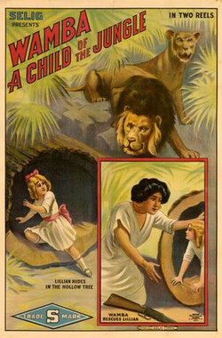 Wamba, a Child of the Jungle (1913)