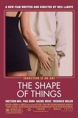 人体雕塑 The Shape of Things (2003)