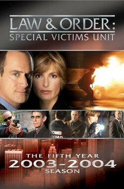 法律与秩序:特殊受害者 第五季 Law & Order: Special Victims Unit Season 5 (2003)