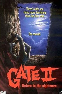 开错鬼门关续集 The Gate II: Trespassers (1990)