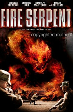 毒火巨蟒 Fire Serpent (2007)