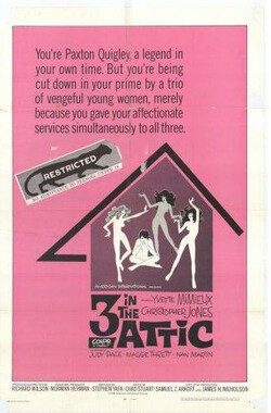 Three in the Attic (1968)