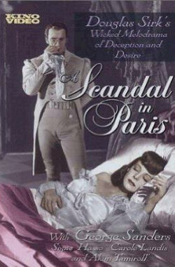 花都绯闻 A Scandal in Paris (1946)