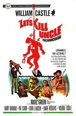恐怖疯狂夜 Let's Kill Uncle (1966)