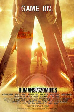 人类大战僵尸 Humans Versus Zombies (2011)