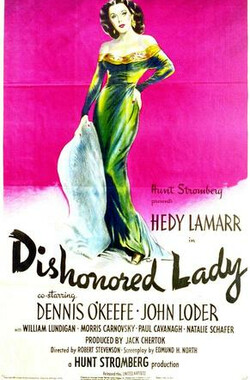 蒙羞的女士 Dishonored Lady (1947)