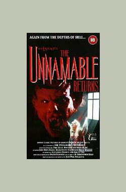 天妖归来 The Unnamable II: The Statement of Randolph Carter
