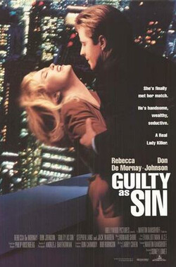 战栗情谋 Guilty as Sin (1993)