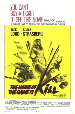 The Name of the Game Is Kill (1969)