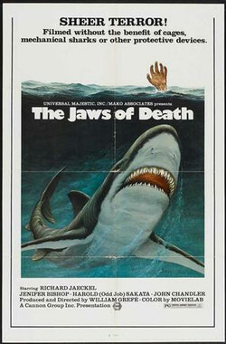 死亡之喉 Mako: The Jaws of Death (1976)