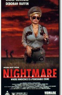 恶梦 Nightmare in Badham County (1976)
