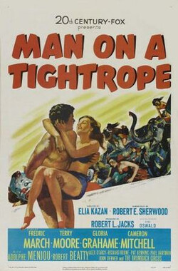 绳上人 Man on a Tightrope (1953)