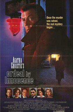 无妄之灾 Ordeal By Innocence (1985)