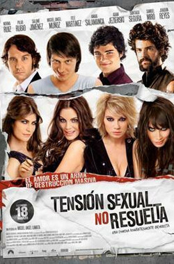 未解决的性紧张 Tensión sexual no resuelta (2010)