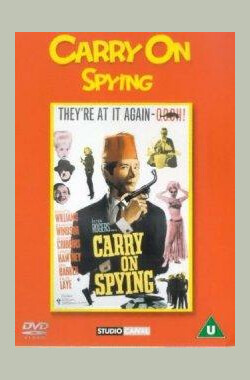 Carry On Spying (1965)