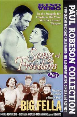自由之歌 Song of Freedom (1936)