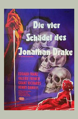 The Four Skulls Of Jonathan Drake (1960)