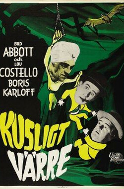 两傻查案记 Abbott and Costello Meet the Killer, Boris Karloff (1949)
