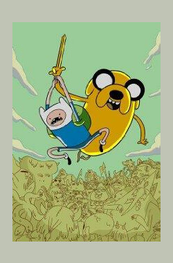 探险活宝 第二季 Adventure Time with Finn & Jake Season 2 (2010)