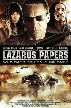 拉撒路报告 The Lazarus Papers (2008)