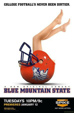 蓝山球队 第二季 Blue Mountain State Season 2 (2010)