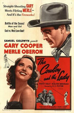 牧童与贵妇 The Cowboy and the Lady (1954)