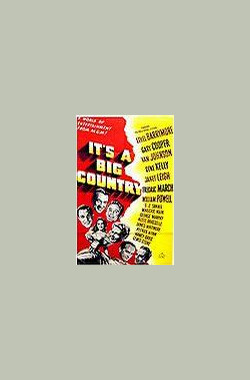 It's a Big Country (1951)