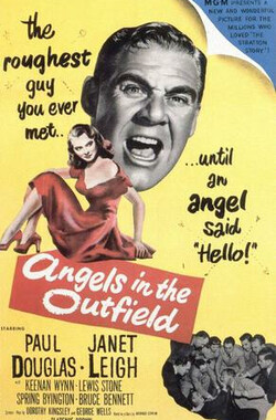 天赐神威 Angels in the Outfield (1951)