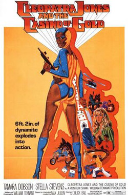 女金刚斗狂龙女 Cleopatra Jones and the Casino of Gold (1975)