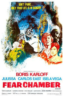 The Fear Chamber (1972)