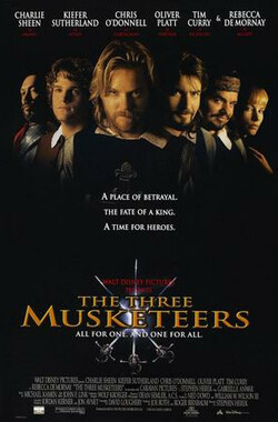 豪情三剑客 The Three Musketeers (1993)