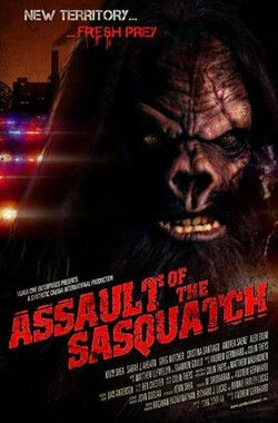 Assault of the Sasquatch (2009)