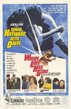 爱去向何方 Where Love Has Gone (1964)