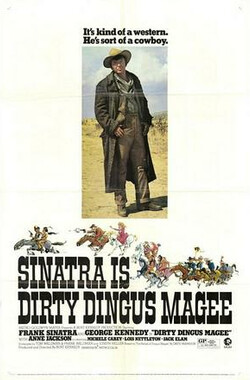 鬼马大盗 Dirty Dingus Magee (1970)