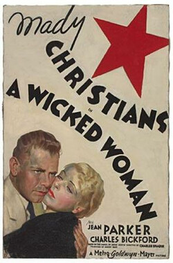 A Wicked Woman (1934)