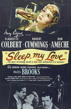海棠春睡 Sleep, My Love (1948)