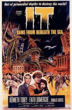 深海怪物 It Came from Beneath the Sea (1955)