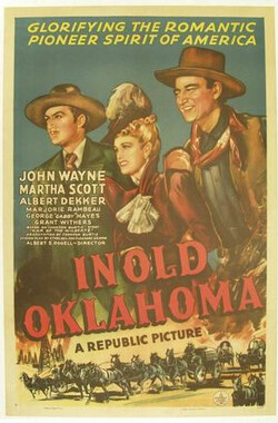 在古老的俄克拉何马州 In Old Oklahoma (1943)