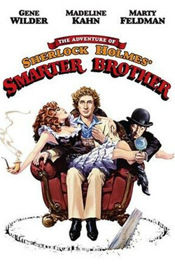 福尔摩斯兄弟历险记 The Adventure of Sherlock Holmes' Smarter Brother (1975)