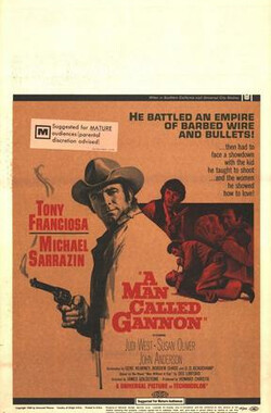 A Man Called Gannon (1969)