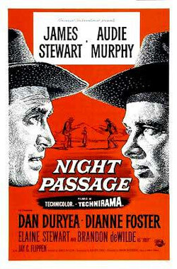 夜路 Night Passage (1957)