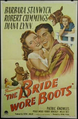 The Bride Wore Boots (1947)